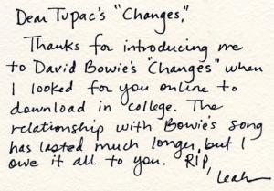 Tupac Changes